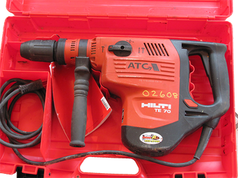 Hilti Te 70 Chipping Hammer